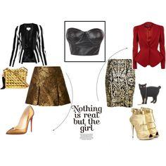 """Bandeau top- 2 fashionable ways"" by sorri-na-jae on Polyvore"