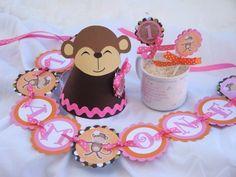 Sweet Little Monkey Party