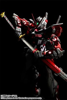 Metal Build Gundam Astray Red Frame about Information and News for Gundam, Figures also in Gundam Century: Metal Build Gundam Astray Red Frame Gundam Toys, Gundam Art, Astray Red Frame, Battle Robots, Mecha Suit, Gundam Astray, Gundam Wallpapers, Gundam Mobile Suit, Cool Robots