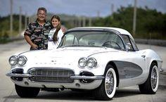Joe Jackson's 1961 Corvette is a Thing of Beauty