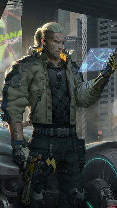 Get some Cyberpunk 2077 wallpaper HD images of male Keanu reeves Samurai Ciri art Cover Screenshots and other Character to use as iPhone android wallpaper phone backgrounds Arte Cyberpunk, Cyberpunk City, Cyberpunk 2077, Character Art, Character Design, Character Concept, Funny Yugioh Cards, Android Art, Cyberpunk Character