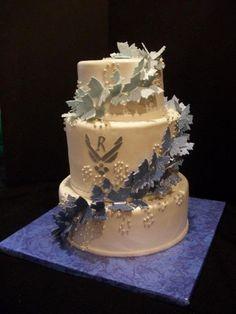 air force wedding | Tumblr CAKE. WANT.