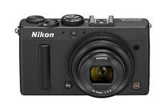 Nikon Digital Camera COOLPIX A DX format CMOS sensor 18.5 mm f / 2.8 NIKK... P/O