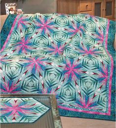 Foundation-Pieced Quilts by Martingale/That Patchwork Place, via Flickr