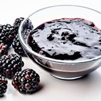 Blackberry, Sweet Recipes, Acai Bowl, Jelly, Spices, Food And Drink, Smoothie, Pudding, Homemade