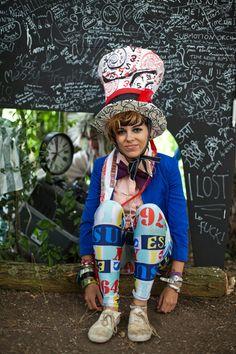 #MadHatter #Costume #Festival #MusicFestival #Fancydress