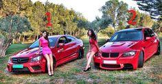 Mercedes or BMW...