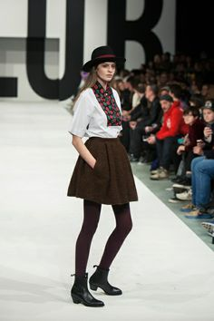 Wood Wood | Fall 2013 Ready-to-Wear Collection | Style.com