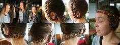 Recreating History: Några frisyrer - A couple of hairstyles