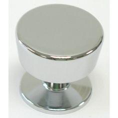 Top Knobs TM1124 Nouveau III Knob Knob - Polished Chrome