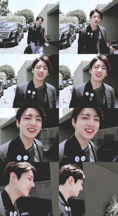 Such a goofy schmuck! Bts Jungkook, Taehyung, Kim Namjoon, Jimin Selca, Jung Kook, Busan, Foto Bts, K Pop, Playboy