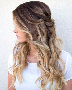 cool Fantastic Ombre Long Hairstyles 2015 For Prom | Full Dose