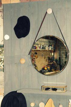 Decoratieve kapstok - Eigen Huis en Tuin