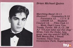Brian Quinn QT