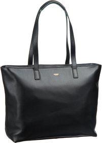 Mayfair Luxe Maddox 15 Rfid Von Knomo Black Der Erste Shopper