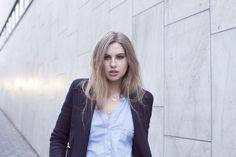 Coat - Zara / Shirt – CF / Necklaces – Jane Kønig and Asos / Watch - Marc Jacobs