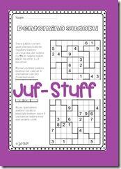 Juf-Stuff: Sudoku, maar dan anders… Classroom Management, Teaching, Math, Math Resources, Education, Onderwijs, Mathematics, Learning, Tutorials