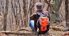 """When you'll need a backpack for a day hike. Read more tips for day hiking with children in """"Hikes with Tykes: A Practical Guide to Day Hiking with Kids."""""""