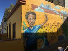 Bo-Kaap Boulder Beach, Cape Town, Bouldering, South Africa, Painting, Painting Art, Paintings, Painted Canvas, Drawings
