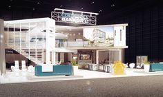 Coldwell Banker Booth Proposta - arquitectura da cidade em 2015 Behance