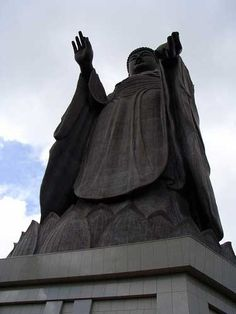 Ushiku Daibutsu, Japan - Buddha statues