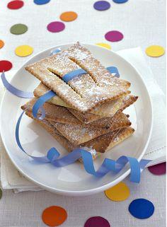 Non c'è Carnevale senza chiacchiere: se ne vuoi una versione meno calorica, provale al forno! Leggi la ricetta di Sale&Pepe!