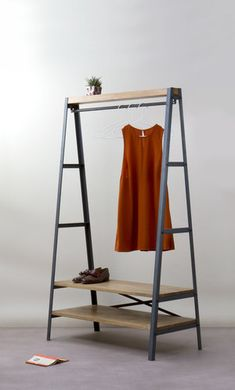 Industrial Clothes Rail from Konk!