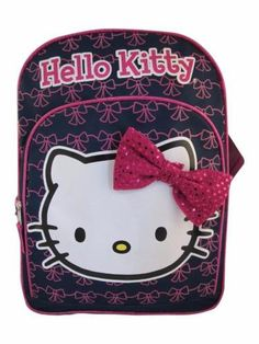 This Officially Licensed Sanrio Product Features; Adjustable Strap, Full Support Back Panel, Backpack Straps, Locker Handle, Front Zip Pocket.