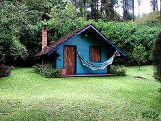 Eu quero uma casa no campo...