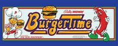 35th Anniversary: BurgerTime by Data East #gaming #games #gamer #videogame #video #game #gamers #Retrogame #retrogamer #retrogames #retrogaming