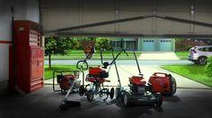 "Honda Power Equipment – Power Event TV ""Coach Pep Talk"" ad Pep Talks, Golf Carts, Honda, Ads, Videos, Words Of Encouragement"