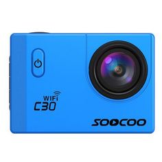 Original SOOCOO C30 WiFi 170 Degree 4K Ultra HD Action Camera #hats, #watches, #belts, #fashion, #style