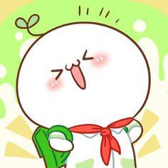 Mochi, Kawaii Games, Cat Icon, Bear Cartoon, Kawaii Drawings, Cute Characters, Cute Food, Cute Photos, Kawaii Anime