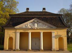 WachhausWilhelmsthal - Schloss Wilhelmsthal (Calden) – Wikipedia