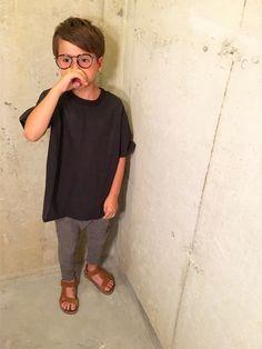 A BONDのシャツ・ブラウス「リネンプルオーバー(130~150cm)」を使ったtokyonhのコーディネートです。WEARはモデル・俳優・ショップスタッフなどの着こなしをチェックできるファッションコーディネートサイトです。
