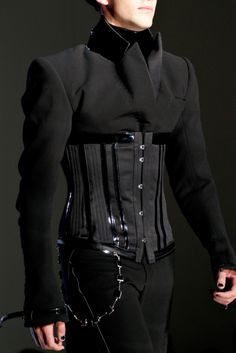 Jean Paul Gaultier Fall 2012 Couture Corset