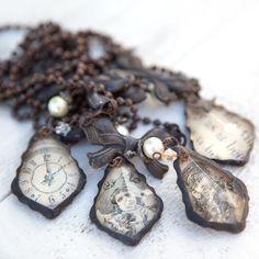 Pammy's Attic Shop Page Vintage Chandelier Crystals