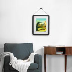 766e2eafe2d Corda - Porta Retrato de Parede - Azzurium Decorações e Presentes Criativos  Porta Retrato Parede
