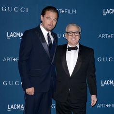 Leonardo DiCaprio et Martin Scorsese. Le loup de wall Street.  A chacun de s'en faire son opinion. Langage cru et même vulgaire de bout en bout... Filles faciles argent facile et gaspille...mais un bon moment cinématographique si on ne prends que le film et pas le sujet !