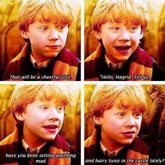 Ron always says it best