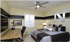 young adult male bedroom ideas - Google Search