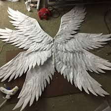 Resultado de imagen para how to make angewomon wings