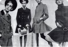 1960s: Model Twiggy displayed the ultimate body ideals of the era
