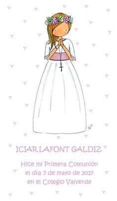 First Communion Decorations, Scrapbook, Invitations, Disney Princess, Disney Characters, Cards, Pictures, Eucharist, Decoupage