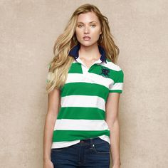 f6a7e333f43d09 Ralph Lauren Collection, Cheap Shirts, Casual Shorts, Summer Outfits, Blue  And White