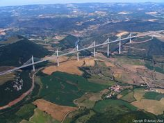 ✈️ Photo aérienne de Viaduc de Millau - Aveyron (12)