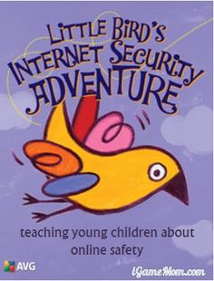 Free book teaching preschool children Internet Safety in a way that is easy for young children to understand and remember - parents can download it as an app or as a PDF file to printing out. If you child ever get on your computer or your phone or tablet, they need know these basic safety rules, such as not giving out password, not giving out full real name.