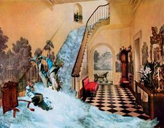 "Javier Pinon ""Flood #10"""
