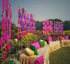 23 Flashy Simple Indian Wedding Decor Ideas: Magnetic and Fascinating Ideas . 23 Eye-catching Simple Indian Wedding Decor Ideas: Magnetic and Fascinating … Wedding sta Desi Wedding Decor, Rustic Wedding Decorations, Marriage Decoration, Wedding Mandap, Home Decoration, Wedding Vintage, Punjabi Wedding Decor, Wedding Ideas, Indian Decoration