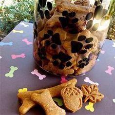 Good Dog Cookies - Allrecipes.com